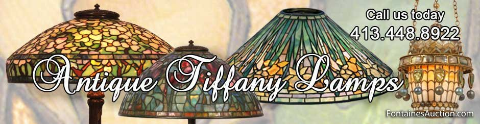 Antique Tiffany  Lamps